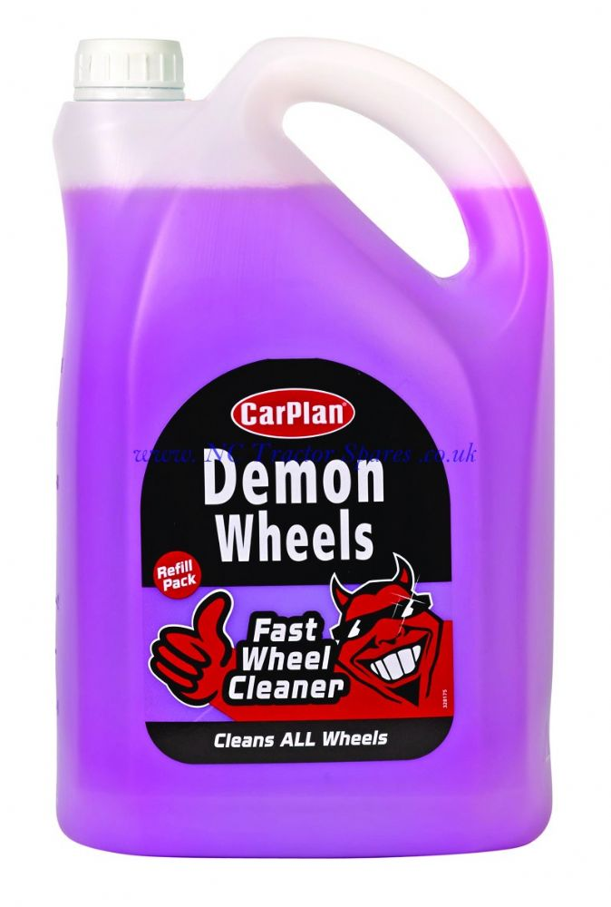 CarPlan Demon Wheels 5LTR
